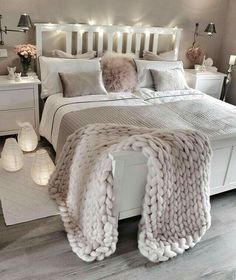 bedroom decor ideas for teens; Small and warm cozy bedroom i… cozy bedroom ideas; bedroom decor ideas for teens; Small and warm cozy bedroom ideas; Bedroom Makeover, Home Bedroom, Bedroom Design, House Rooms, Home Decor, Room Inspiration, Apartment Decor, Bedroom, Dream Rooms