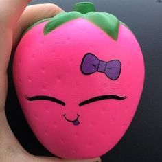 Sqeezables brand Jumbo Squishies, Slime And Squishy, Popular Toys, Kawaii Room, Bath Bombs, To My Daughter, Fun Things, Kylie, Diy And Crafts