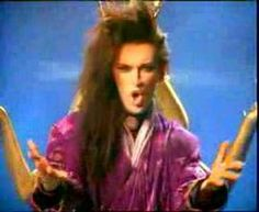 Dead or Alive  - You spin me round (Like a Record) Pete Burns from The Wirral