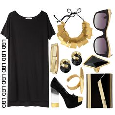 """""""lbd"""" by inserthipsterhere ❤ liked on Polyvore"""