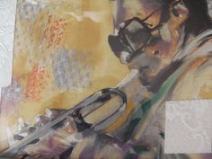 Miles Davis #art #peinture #yaya2025 #graffiti #paint #Miles Davis