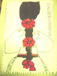 Dizajn poštanske marke - 2.r.