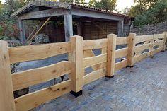 Farm Gate, Farm Fence, Dog Fence, Backyard Fences, Fence Gate, Fenced In Yard, Fencing, Wooden Gates, Wooden Fence