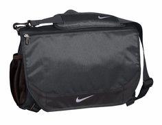 """Nike Golf Performance 15"""" Laptop / MacBook Pro Business Messenger Bag - New #NikeGolf #MessengerShoulderBag"""