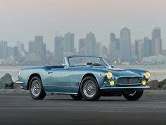 1963 Maserati Vignale Spyder