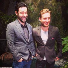 Aidan & Dean