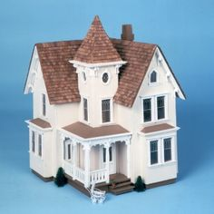 Dollhouse Fairfield | a Dollhouse kit