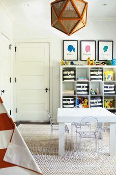 simple playroom