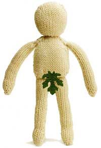 Knit a basic doll - Free Pattern
