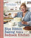 "A heartfelt foreword from comedian and TV personality Jeff Foxworthy perfectly matches the down-home tone set by cookbook author Francine Bryson in ""Blue Ribbon Baking from a Redneck Kitchen"". Foxworthy and Bryson became acquainted when she was a contestant on the ""American Baking Competition"" hosted by Foxworthy. While Francine didn't win the top prize, she did go on to fulfill her dream of producing her own cookbook. Her many years of baking championships combined with her family's…"