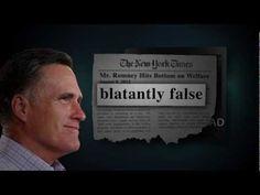 Romney: blatant liar for president