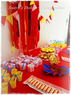 Kick Buttowski Birthday Party @Michelle Flynn Flynn Silva I figured Nicky would <3 it