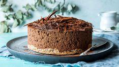 Konfirmasjonskake: Alle kakene du trenger til konfirmasjon i 2019 - Godt.no Cook N, Pudding Desserts, Cakes And More, Pavlova, Cake Cookies, Mousse, Sweet Tooth, Deserts, Food And Drink