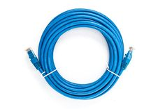 TELECT CAT6 Ethernet Patch Cord - 20'/6.1m (EPCE-CAT6-BL20)