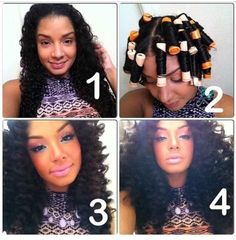 ❤️I'm gonna do this with a protective style sew in