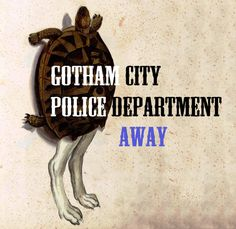 "Art for anti-folk artist Gotham City Police departments song ""Away""  The albums are available for free on Bandcamp: gothamcitypolicedepartment.ban…  and also on Soundcloud: soundcloud.com/buyanaxe  and even Youtube: www.youtube.com/channel/UCHCpA…  Art was made from images in the public domain, I'm to lazy to paste the links right now."