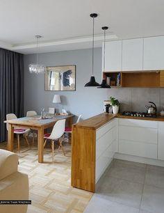 Small Kitchen Makeovers, Small Kitchen Renovations, Kitchen Furniture, Kitchen Interior, New Kitchen, Küchen Design, House Design, Interior Design, Muji Home