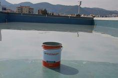 Polisport teras izolasyon kaplaması, poliüretan kaplama