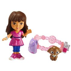 Fisher Price Dora and Friends into the city toys