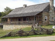 American Farm. 1820. Frontier Culture Museum Staunton VA