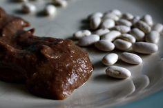 Crema di cannellini spalmabile-succedaneo nutella