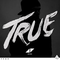 album cover art: avicii - true [09/2013]