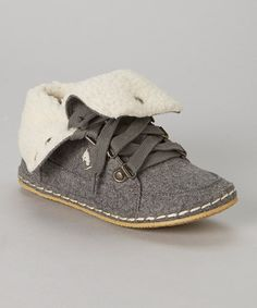 Look what I found on #zulily! Gray West Boot by Rocket Dog #zulilyfinds