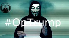 Anonymous Calls For April 1 Cyber Attack Against Trump (Watch).: Anonymous Calls For April 1 Cyber Attack Against Trump… Wahlen Usa, Donald Trump Video, Us Wahlen, Creativity Online, Guy Fawkes, Cyber Attack, Total War