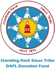 Standing Rock Sioux Tribe - Dakota Access Pipeline Donation Fund