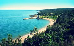 Sandy Cove, Digby, NS, Canada  Best place on Earth, here I come!!!!  Have a great time Andrea, I'm jealous!!!