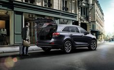 Learn about the new-car technology features at your convenience in the all-new Kia Sorento. 2016 Kia Sorento Convenience Features | Luther Bloomington Kia