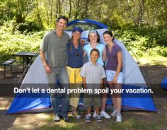Vacationing? Be Prepared For Dental Emergencies | Champagne Family Dentistry