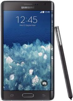Samsung Galaxy Note 4 Edge Specifications