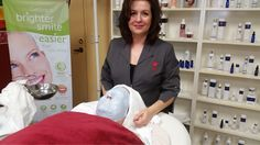 Thank you France Laure for an incredible day of education . This Thermessence Mask is an awesome choice for dehydrated skin that needs purification! It peels off perfectly and easily! Thank you Danielle for your knowledgeable insight on this one of a kind brand!  Interested in France Laure? Contact CSS for a demonstration and information catalog!