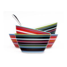 Origo dinnerware, Alfredo Häberli for Iittala, 1999