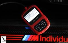 """Eliminate the guesswork and diagnose warning indicators including """"check engine"""" or """"airbag"""" using any of these handheld code readers and reset tools. Find the perfect Engine Code Reader and Reset Tools for all BMW series only from BIMMIAN AUTOMOTIVE INC. Obd Tools, Bmw Vehicles, Bmw Series, Bmw Cars, Engineering, Coding, Electronics, Technology, Consumer Electronics"""