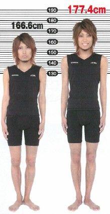 3ヶ月で+10.8cmUP!!勝田 尚隆様 23歳