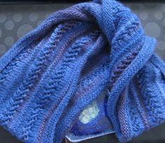 Ravelry: Cashmere Cowl pattern by Jessica Hauser