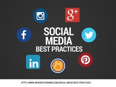 9 Social Media Best Practices to Help You Turn Followers Into Customers