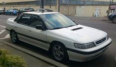 1992 Subaru Legacy GT. Rare