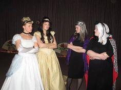 Princesses vs. Villains ;)