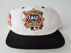 Vintage Pittsburgh Pirates 1994 AllStar Game Snapback Hat 32b744cb79f