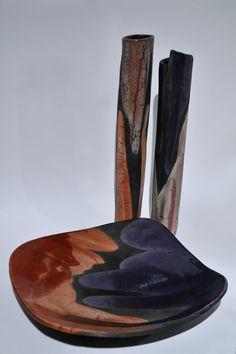 composizione di ceramiche raku Floor Chair, Flooring, Furniture, Home Decor, Decoration Home, Room Decor, Wood Flooring, Home Furnishings, Home Interior Design