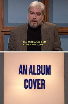 Funny pictures about SNL Jeopardy. Oh, and cool pics about SNL Jeopardy. Also, SNL Jeopardy. Dump A Day, Snl Jeopardy, Plus Tv, Lol, Sean Connery, It Goes On, Thats The Way, I Love To Laugh, Saturday Night Live