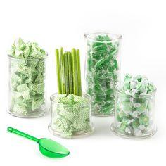 Green Candy Buffet Kit