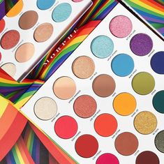 Makeup News: Morphe PRIDE 2021 Makeup Collection Releases Benefiting The Trevor Project The Morphe Live With Love Collection features the Live With Love Eyeshadow Palette (25 shades), the Live With Love Eye Brush Set (6 makeup brushes and carrying case), and the Live With Love Hand Mirror. The products are priced from $12-26...