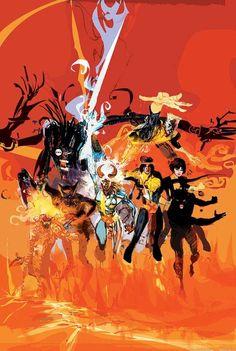 X-Men Unlimited #43 - Bill Sienkiwicz