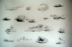 Cloud                                               pencil drawing