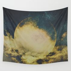 Available in three distinct sizes, our Wall Tapestries are made of lightweight polyester with hand-sewn finished edges. Tapestry Bedroom, Wall Tapestry, Light Touch, Vivid Colors, Decor Styles, Hand Sewing, Design Trends, Abstract