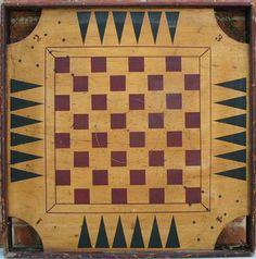 Checker Board Seller Ruby Lane